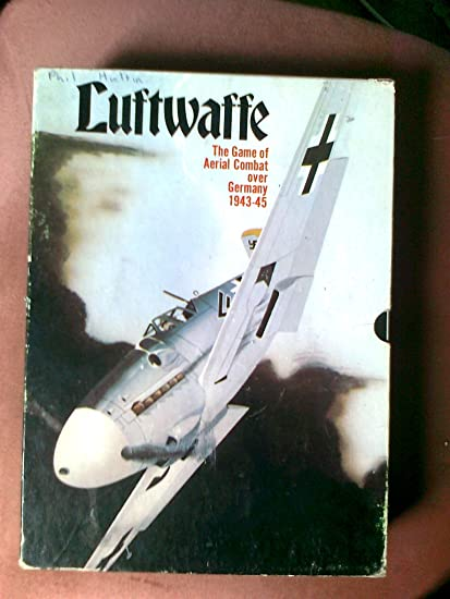Luftwaffen Spiel the game of Aerial Combat over Germany 1943-1945 Spiele