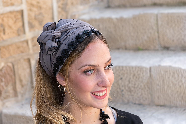 Pattern Wrap Headband Tichel Bandana of my Favorite /& Beloved Hair Snood Head Covering PATTERN Jewish Headcovering Scarf Bandana Apron