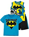 Warner Bros. Batman Shirt, Tank Top and Shorts
