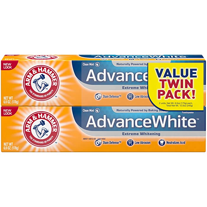 The Best Arm And Hammer Toother Paste