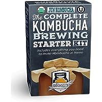 Fermentaholics The Complete junio de Kombucha Brewing Starter
