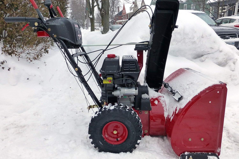 Tinsaen 17 Teeth Snowblower Starter Replaces Acqd170 JQ170 Cub Cadet 951-10645 Mtd 951-10645A Craftsman Yard Machine Snow Thrower 120 Vold CCW