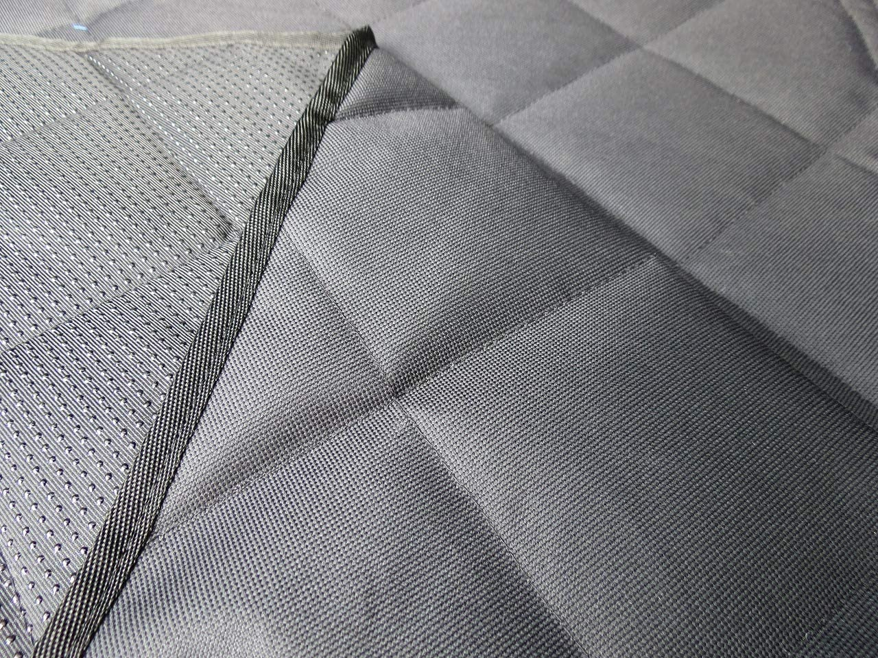 Shield Autocare /© Heavy Duty Premium Quilted Boot Liner Protector Mat Anti-Slip SAQUILTBL1537