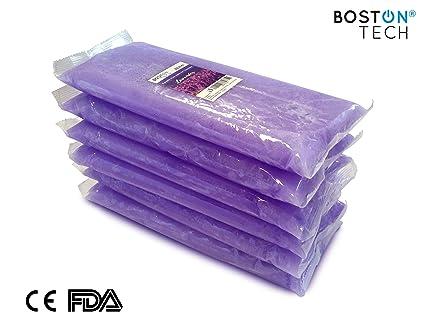 Boston Tech BE-106l - Cera de parafina con aroma a Lavanda para tratamiento de manos y pies. Tratamiento para artritis y dolores musculares. Paquete ...