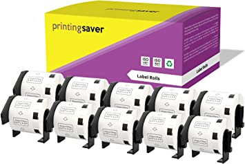 400 Etiketten pro Rolle 2 Rollen DK11208 DK-11208 38mm x 90mm Adress-Etiketten kompatibel f/ür Brother P-Touch QL-500 QL-550 QL-570 QL-700 QL-800 QL-810W QL-820NWB QL-1050 QL-1060N QL-1100 QL-1110NWB