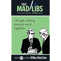 Someecards Office Mad Libs