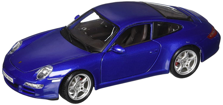 Amazon.com: Maisto 1:18 Special Edition - Porsche 911 Carrera diecast: Toys & Games