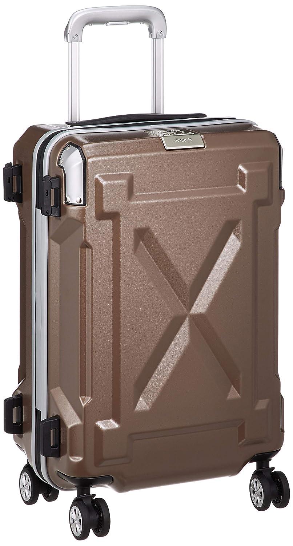 [レジェンドウォーカー] スーツケース 防水キャリー 機内持ち込み可 35L 49cm 3.0kg 6304-49  モカ B07KGKDWBV