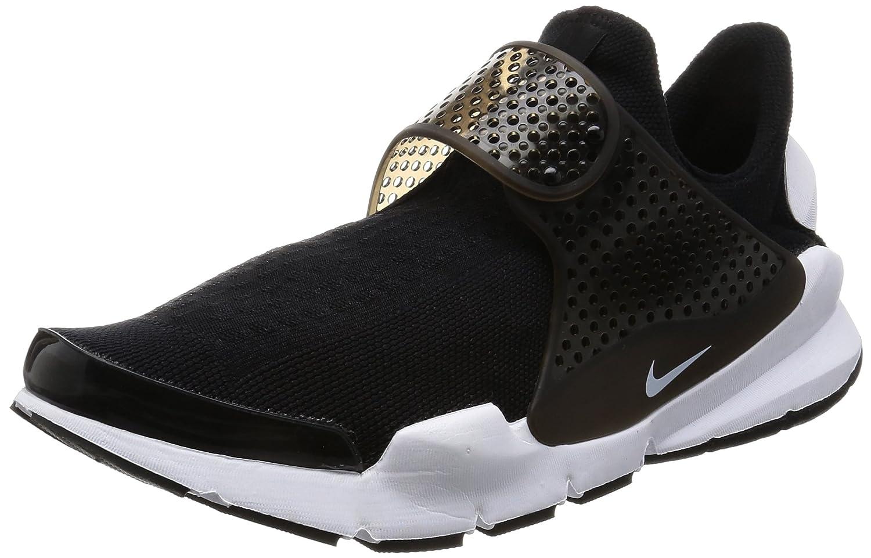 sale retailer 300db 5bc74 Amazon.com | Nike Men's Sock Dart KJCRD Black/White Running ...
