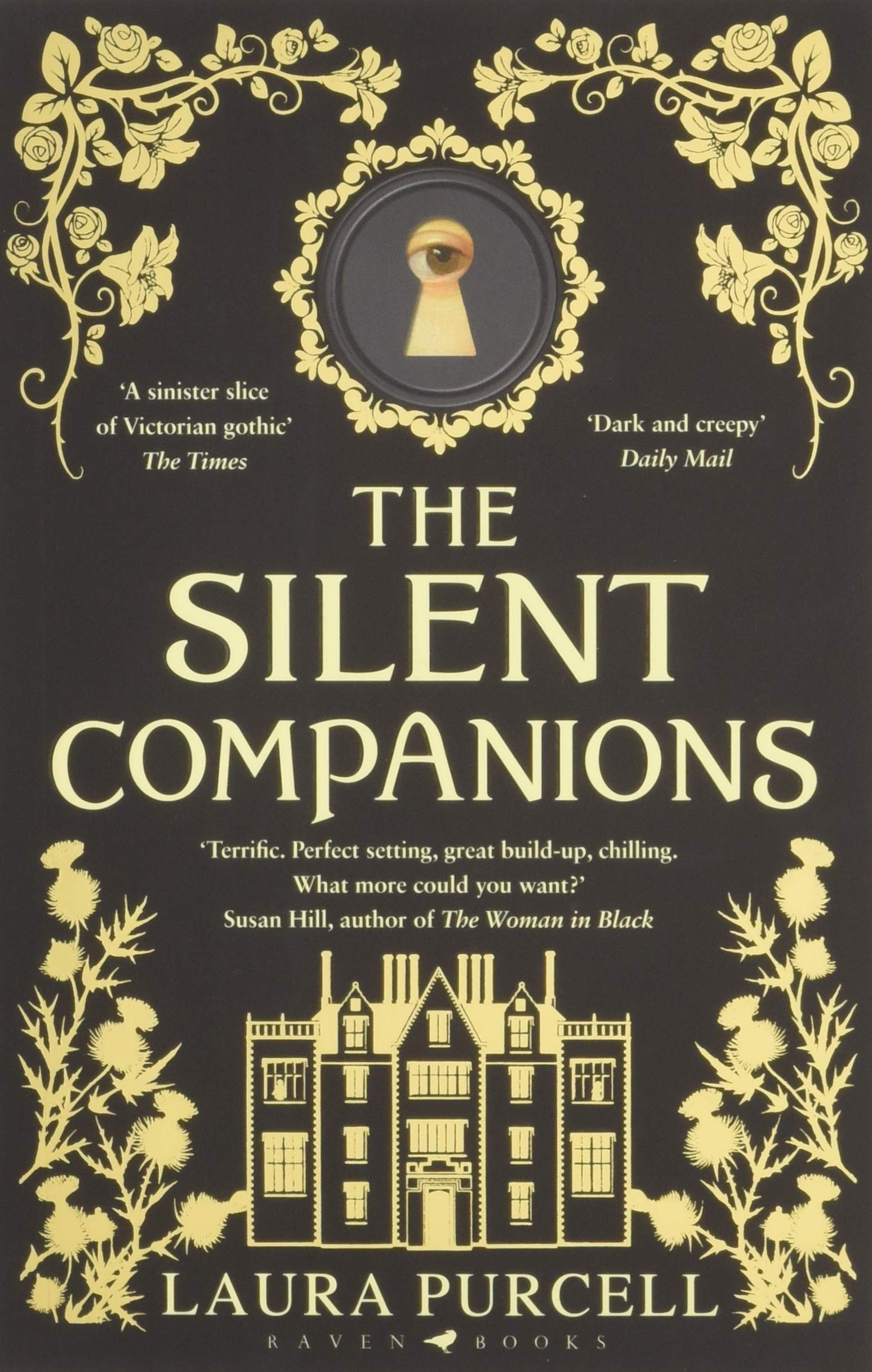 The Silent Companions: As seen on ITV in the Zoe Ball Book Club ebook