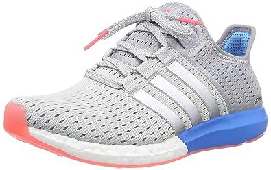 3f36aa5b08a adidas Women s Climachill Gazelle Boost Running Shoes  Amazon.co.uk ...