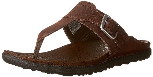1f6aa14cd186 Merrell Women s Around Town Post Sandals  Amazon.ca  Shoes   Handbags