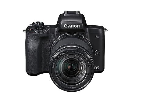 Canon EOS M50 + 18-150 mm MILC 24,1 MP CMOS 6000 x 4000 Pixeles ...