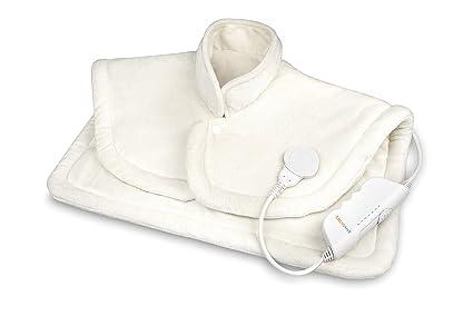 Medisana HP 622 hombro y cojín para cuello de calefacción