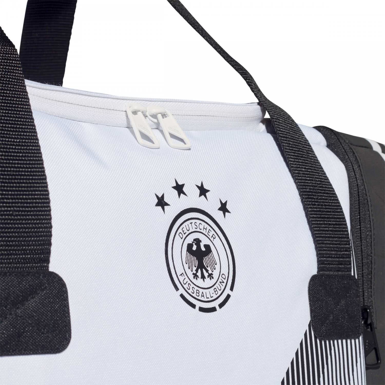448ac708ed adidas Dfb Sports Bag, Black/White, 60 x 29 x 27 cm: Amazon.co.uk: Sports &  Outdoors