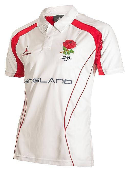 Inglaterra Rugby Seguidores Polo Camisa S - XXXXL Olorun IngléS ...