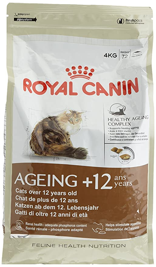Royal Canin C-584988 Age +12 - 4 Kg