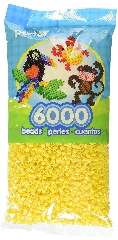 Perler Beads 6000 amarillas
