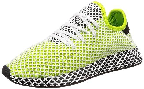 size 40 01c68 41d17 adidas Deerupt Runner Scarpa Sesame Amazon.it Scarpe e borse