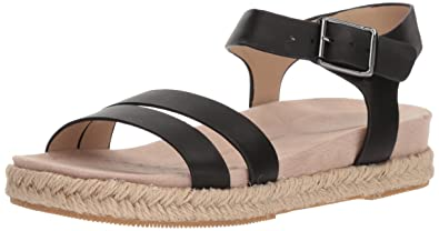0c826eec24a Easy Spirit Women s Ixia Slipper Black 6 M US