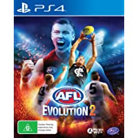 AFL Evolution 2 Playstation 4