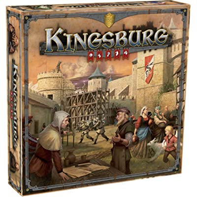 Kingsburg: Toys & Games