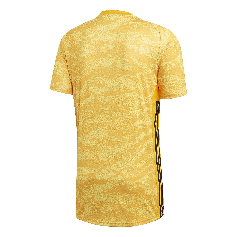 adidas Real Madrid Goalkeeper Home Shirt - Camiseta Unisex Adulto ...