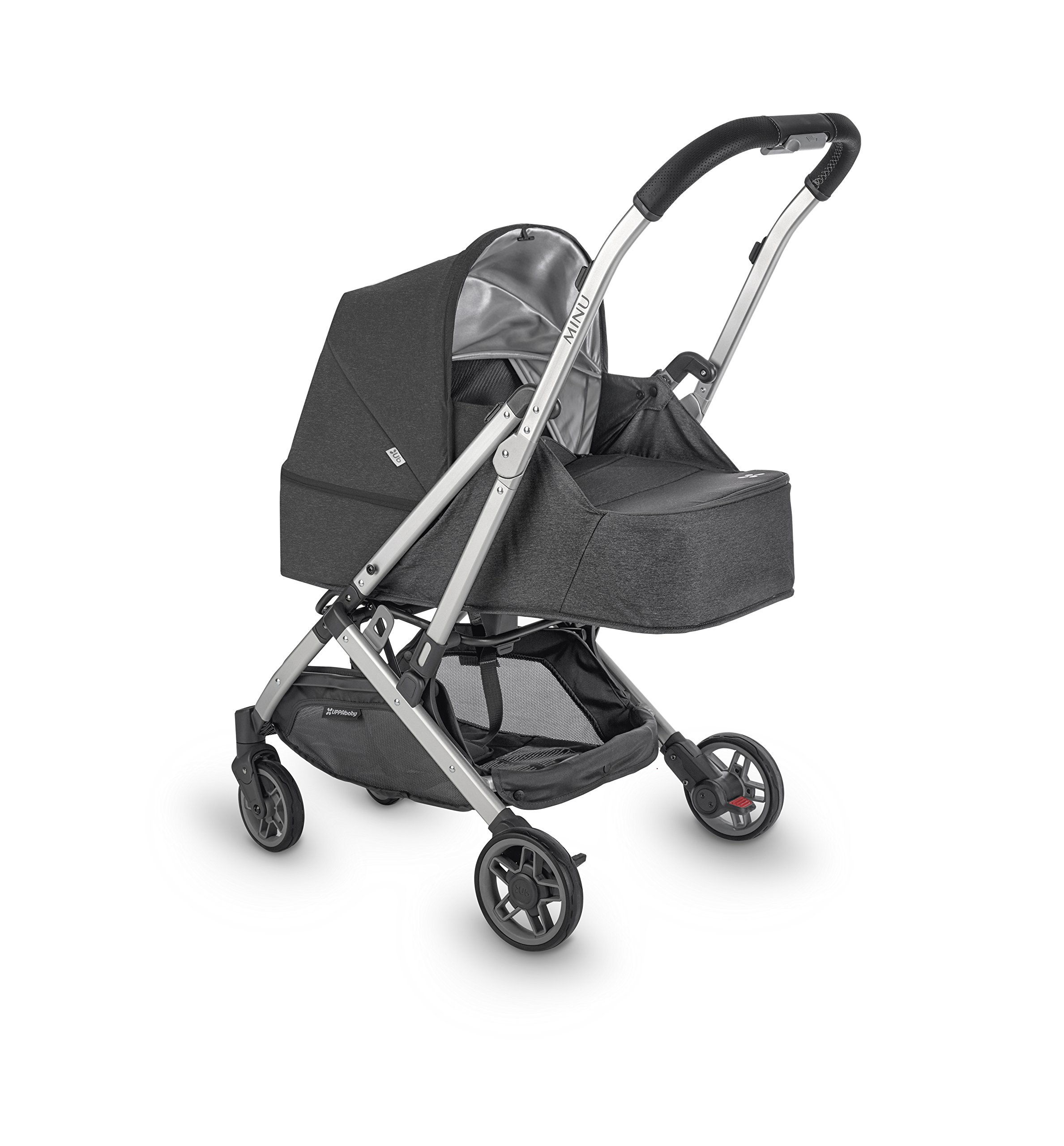 new styles 47db1 06002 Amazon.com   2018 UPPAbaby from Birth Kit - Jordan (Charcoal Melange)   Baby