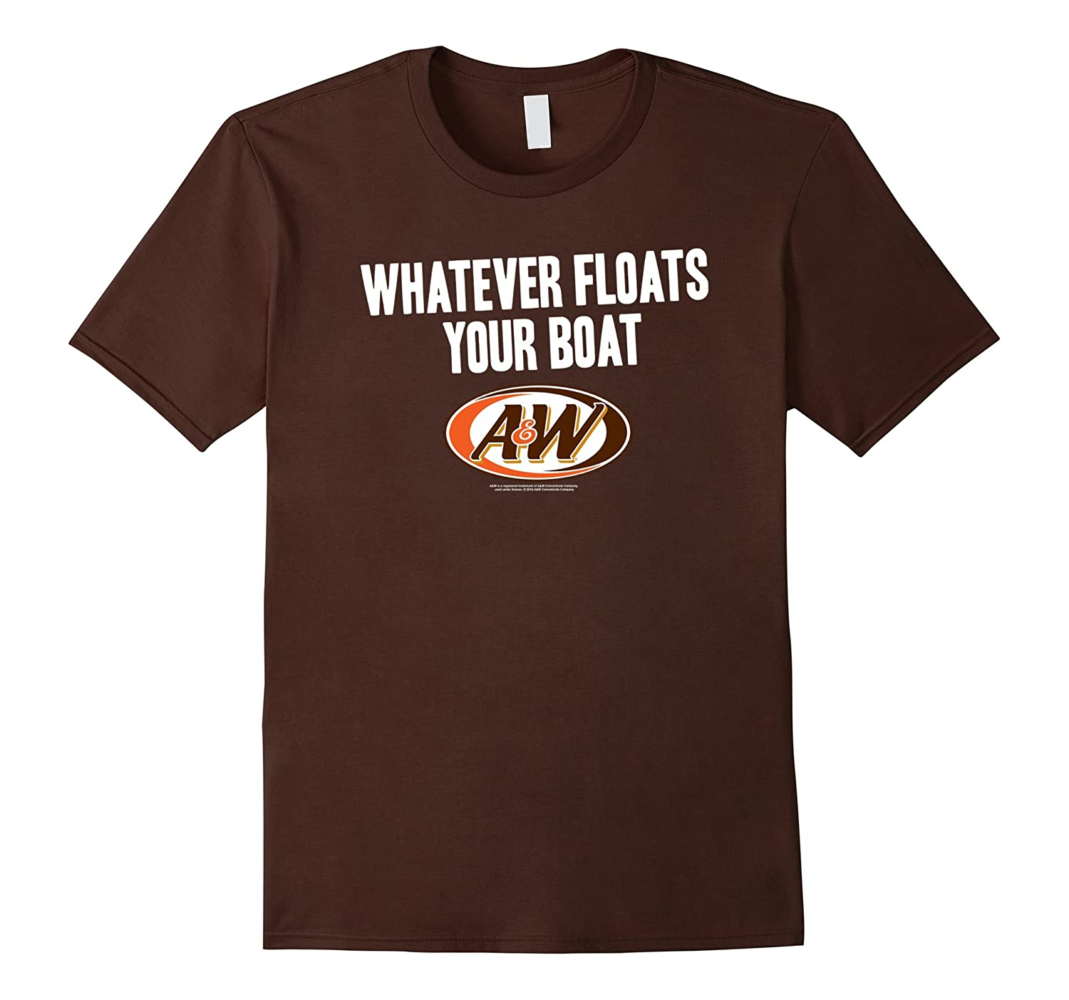 A&W Root Beer Logo T-Shirt #19835-CL