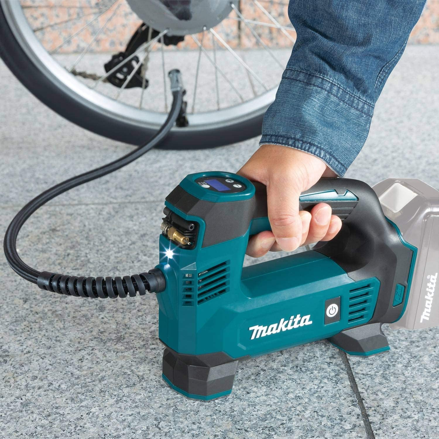 Tool Only Makita DMP180ZX 18V LXT Lithium-Ion Cordless Inflator