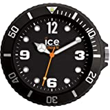 Ice-Watch - IWF.BK - Horloge Murale - Quartz Analogique - Cadran Noir - Diamètre : 28 cm