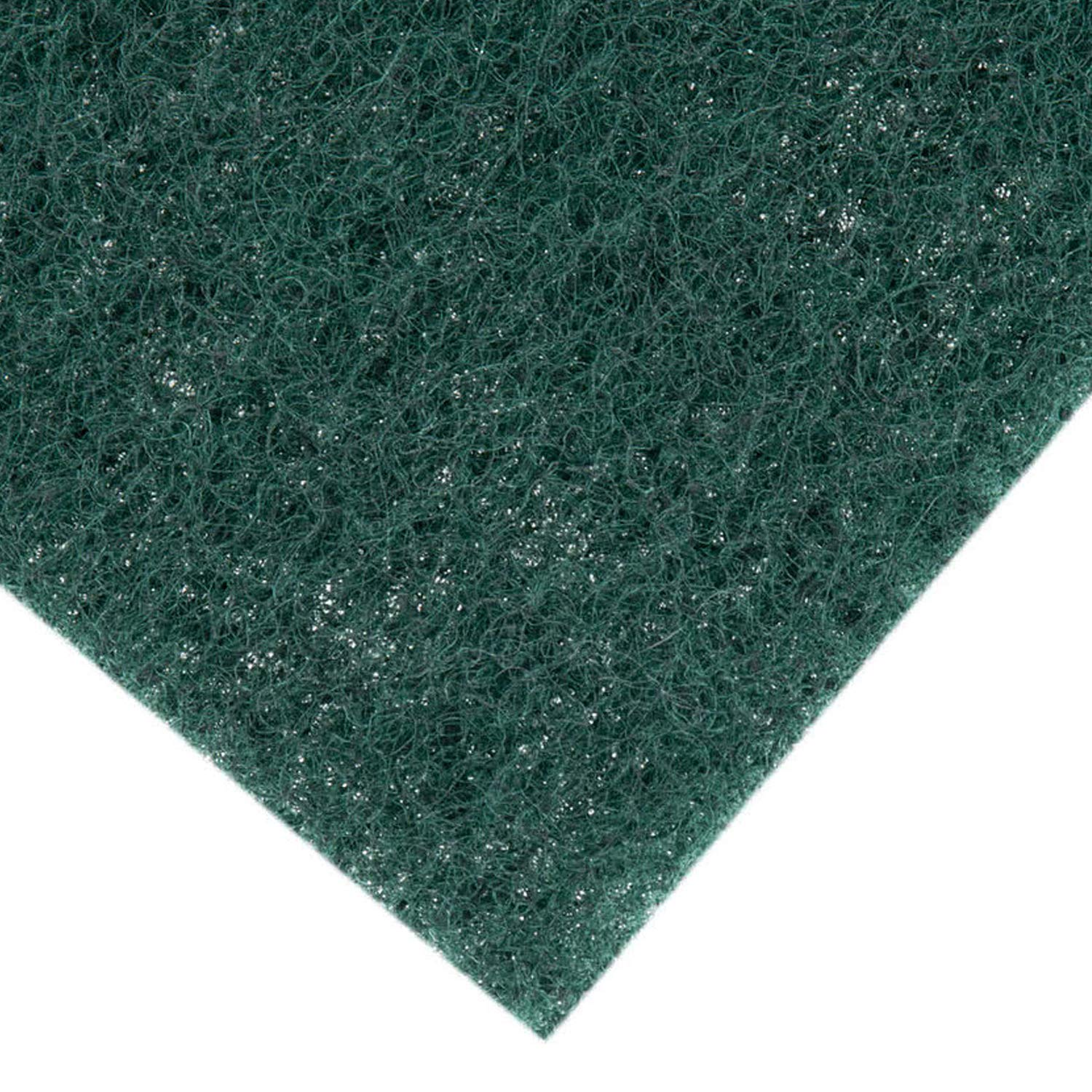 HeRO Dish Scrubber Scouring Pads - Household Scrub Pads for Stove Top Cleaner and Kitchen Scrubbers for Dishes, Cuts Solvents & Greasy Messes, Green 4.5 x 6 inch (Pack of 40)          by HERO IMPORTS (Image #8)
