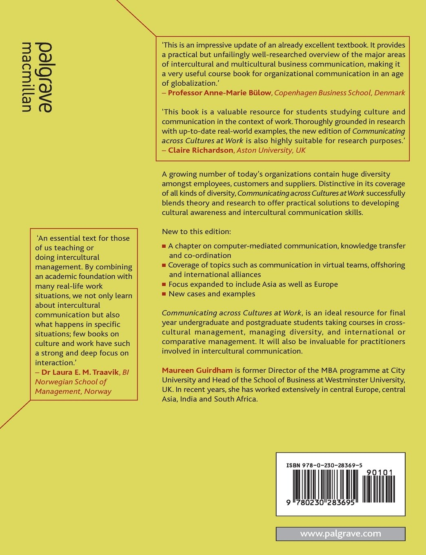cross cultural communication research paper topics