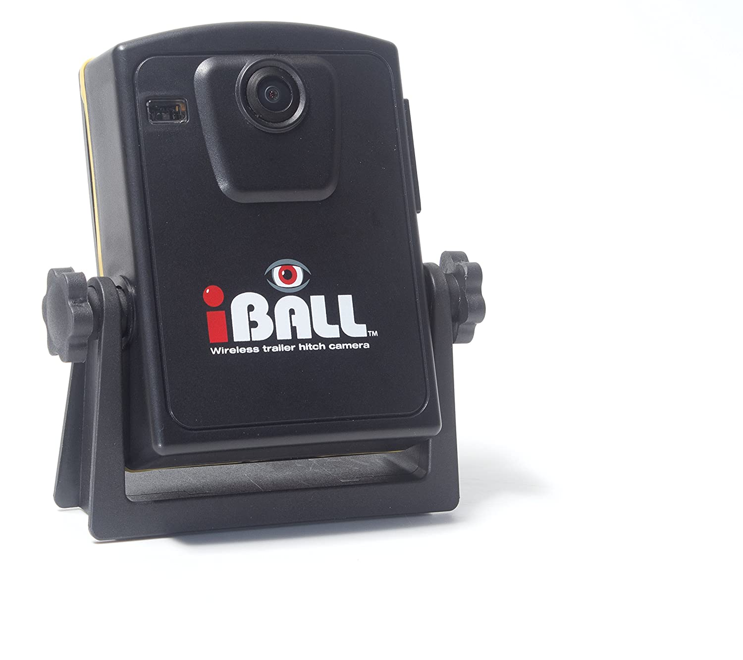 iBall Digital Pro Wireless Magnetic Trailer Hitch Rear View Camera LCD Monitor Fits Any Vehicle Car or Truck
