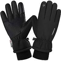 Coskefy Winterhandschoenen voor heren en dames, warme skihandschoenen, koudebestendig, thermisch 3M katoen, winddicht…