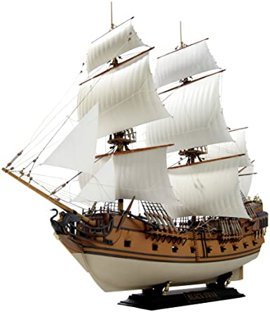 Zvezda Models 1/72 Pirate Ship Black Swan
