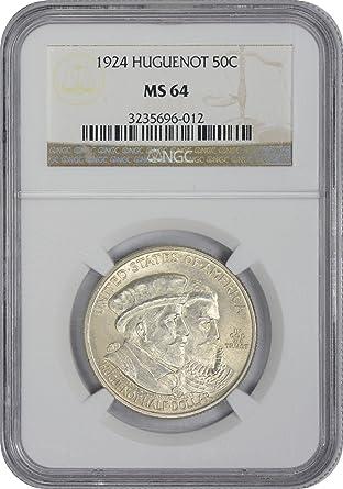 1920 Pilgrim Commemorative Half MS64 NGC Mint State 64