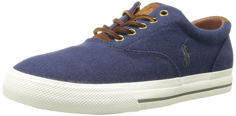 Polo Ralph Lauren Men's Vaughn Linen Fashion Sneaker