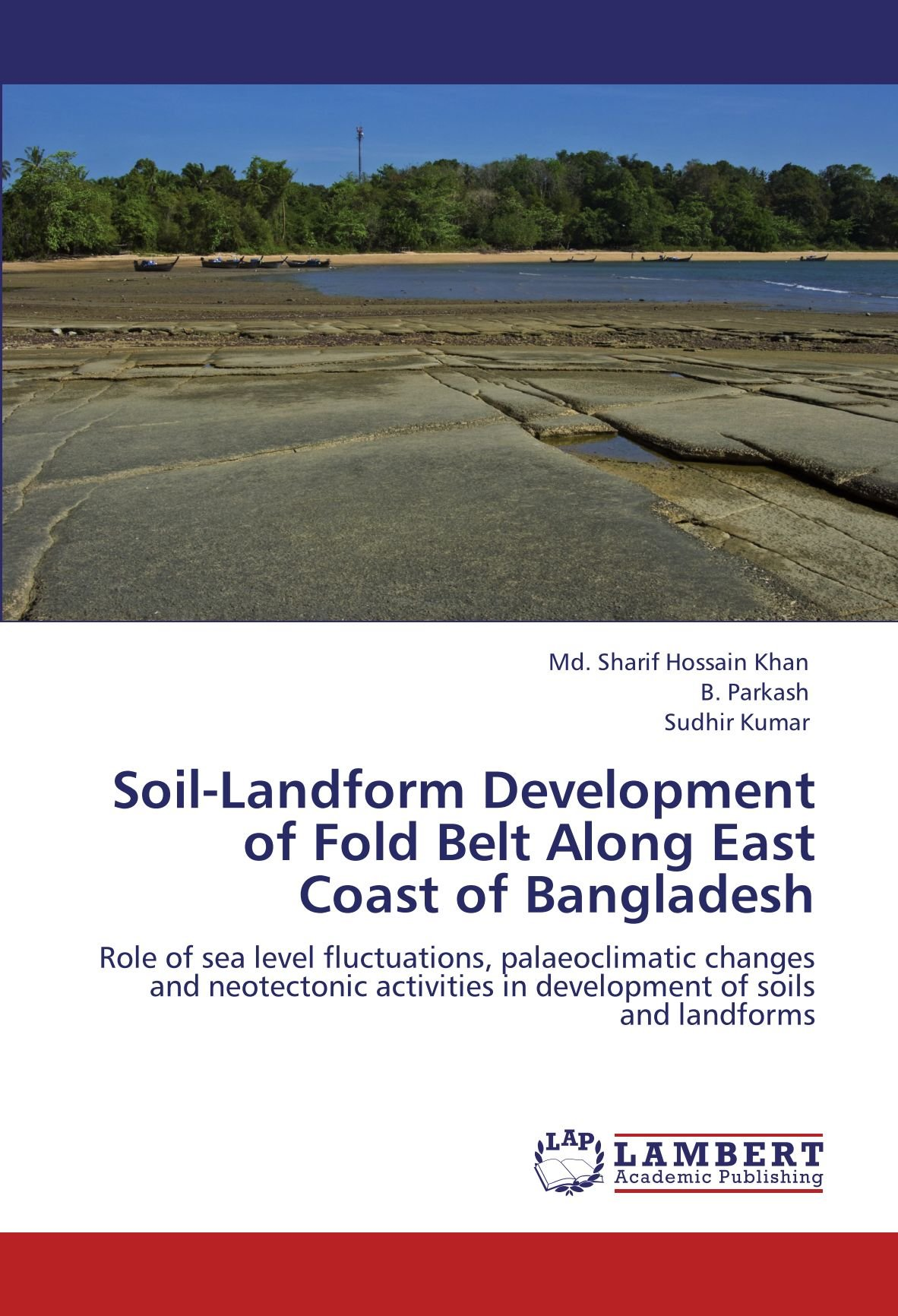 Soil-Landform Development of Fold Belt Along East Coast of