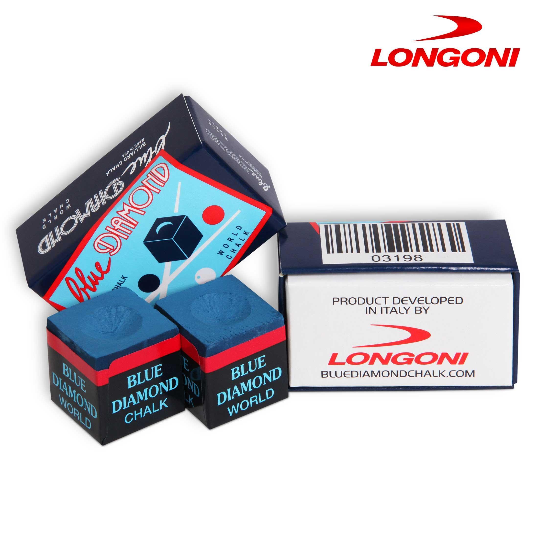 BLUE DIAMOND CHALK - GENUINE - 4 pcs - by Longoni by Blue Diamond