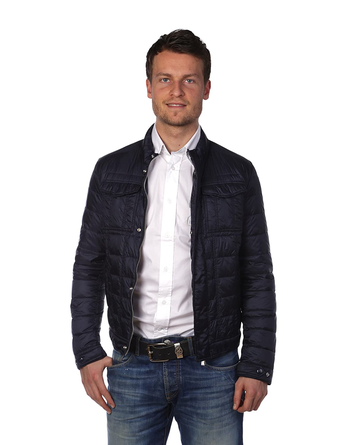 Add Men's Down Jacket Blue Navy