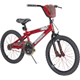 "Dynacraft Boys Wired Bike, Red/Black, 20""/One Size"