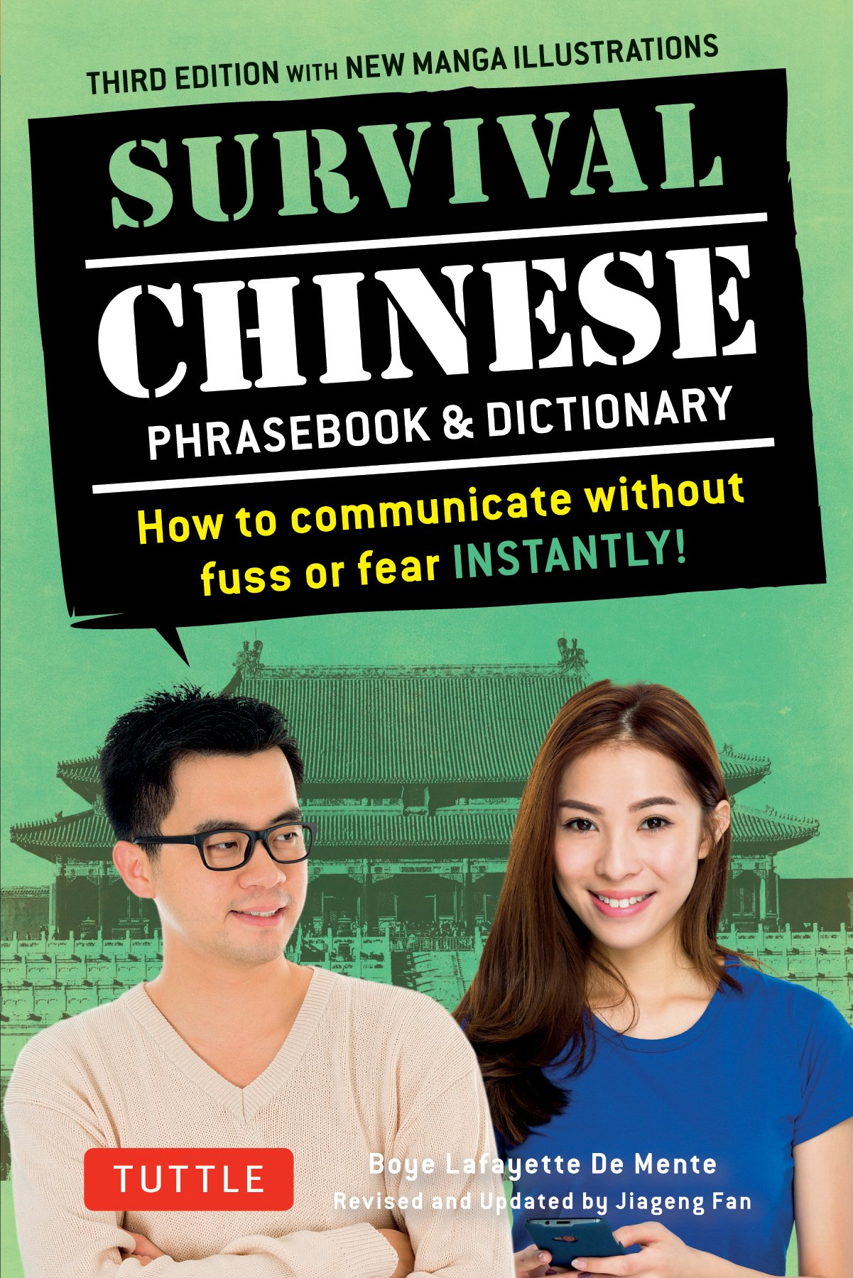 Survival Chinese Phrasebook Dictionary How To Communicate Without