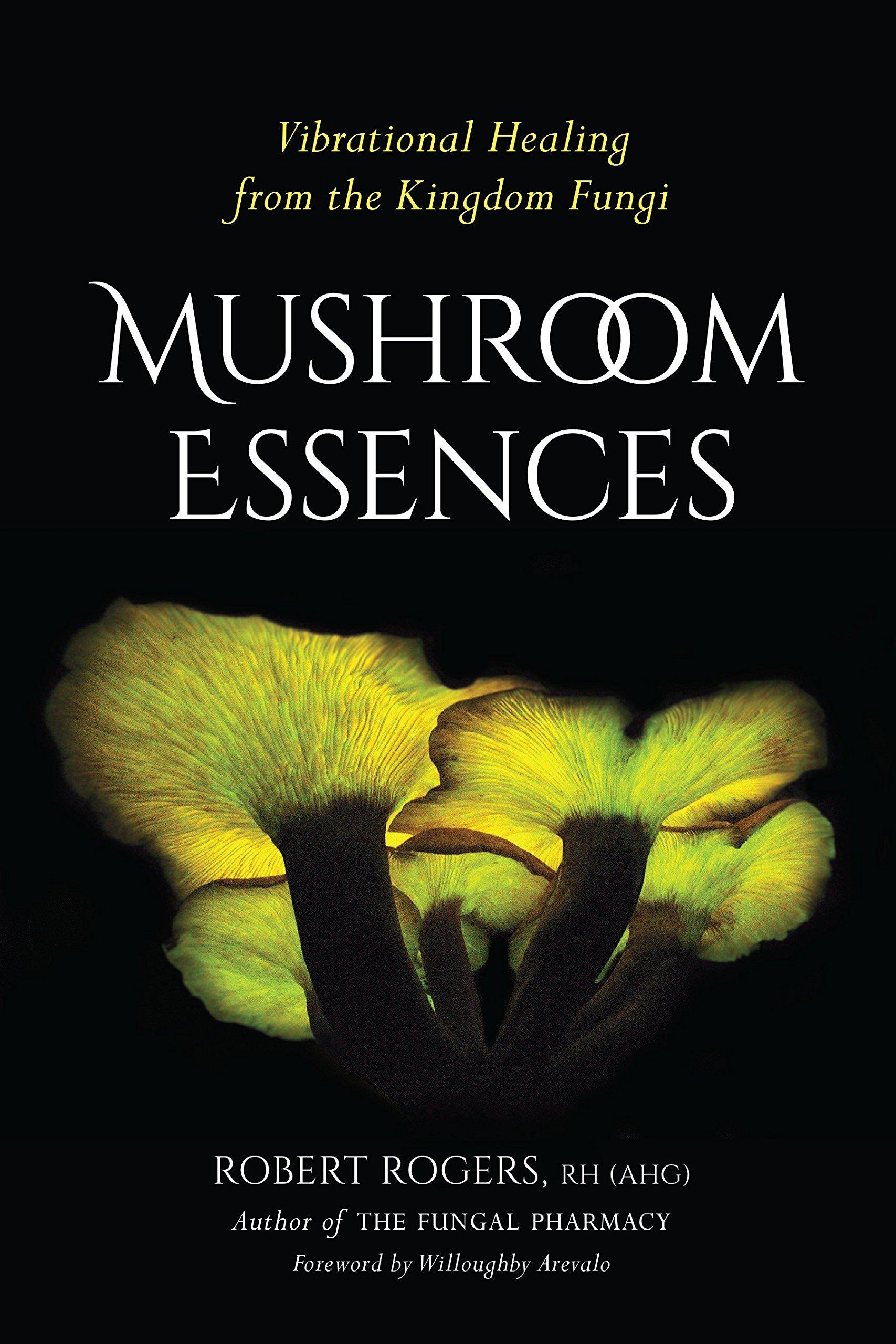 Download Mushroom Essences: Vibrational Healing from the Kingdom Fungi ebook