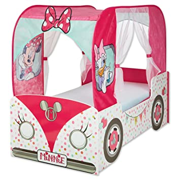 Minnie Mouse Bett 318517 Schöne Mini Maus Bett Mattresses Minnie ...