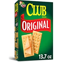 Keebler Club Original Crackers - Delicious Party Food and Appetizers, Kosher (13.7 oz Box)