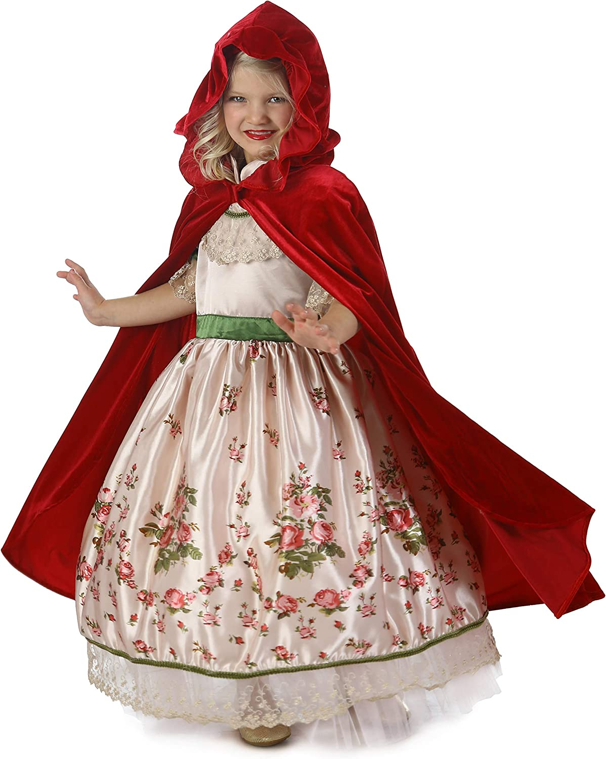 Princess Paradise Vintage Red Riding Hood Costume