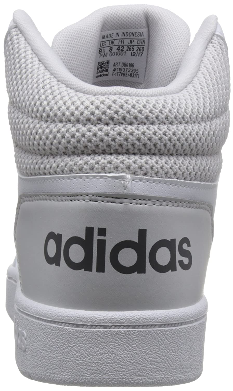 e1110fb5f046 adidas Men s Vs Hoops 2.0 Mid Basketball Shoes