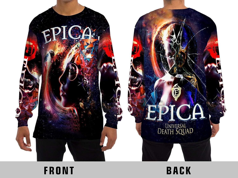 Meshuggah Men Black T-shirt Rock Band Fan Tee Shirt Heavy Metal Tshirt