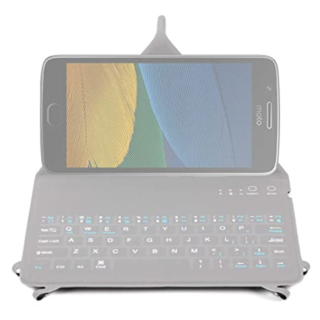 duragadget custodia ttastiera  DURAGADGET Custodia/Tastiera Wireless Professionale di 7